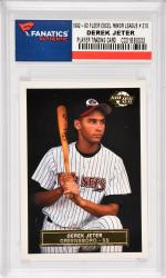 Derek Jeter New York Yankees1992-93 Fleer Excel Minor League #210 Card