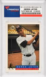 Derek Jeter New York Yankees1993-94 Fleer Excel Minor League #106 Card