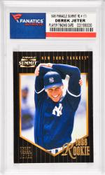 Derek Jeter New York Yankees1996 Pinnacle Summit Rookie #171 Card