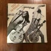 Derek St Holmes Signed Autographed Free For All Record Album Ted Nugent