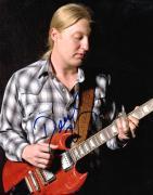 Derek Trucks Autographed Signed 8x10 Photo UACC RD Coa AFTAL