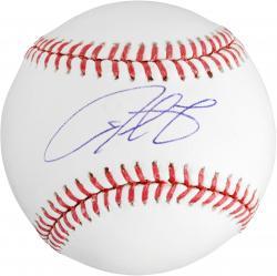 Derrek Lee Autographed Baseball -