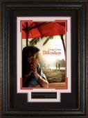 Descendants - George Clooney Signed 11x17 Poster Framed