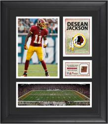 DeSean Jackson Washington Redskins Framed 15'' x 17'' Collage with Game-Used Football