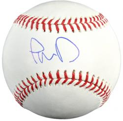 Ian Desmond Washington Nationals Autographed Baseball
