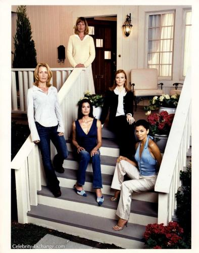 Desperate Housewives Un-Signed 10x14 Photo