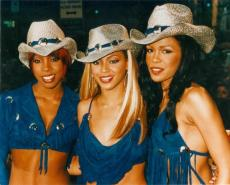 Destinys Child Beyonce 8x10 photo Image #1