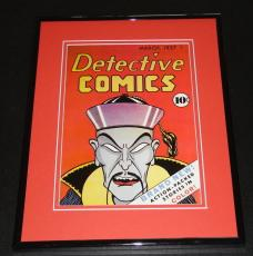 Detective Comics #1 Framed Cover Photo Poster 11x14 Official Repro