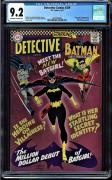 Detective Comics #359 Cgc 9.2 Oww Origin And 1st App Of Batgirl Cgc #2937498009