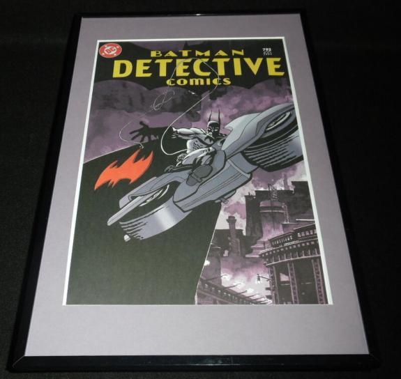 Detective Comics #792 Batman Framed 11x17 Cover Poster Display Official Repro