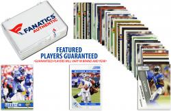Detroit Lions Team Trading Card Block/50 Card Lot - Mounted Memories