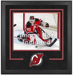 """New Jersey Devils Deluxe 16"""" x 20"""" Horizontal Photograph Frame"""