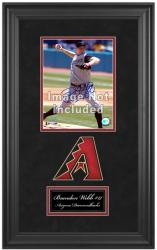 "Arizona Diamondbacks Deluxe 8"" x 10"" Team Logo Frame - Mounted Memories"