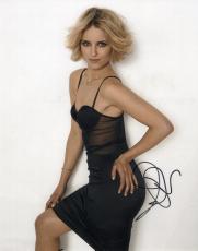 Diana Agron signed 8x10 Photo w/COA Glee Quinn Fabray