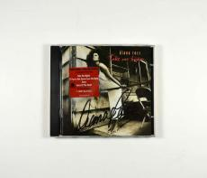 Diana Ross Autographed Signed CD Certified Authentic Beckett BAS COA