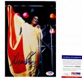 Diana Ross Signed - Autographed The Supremes Singer 8x10 inch Photo with PSA/DNA Certificate of Authenticity (COA)