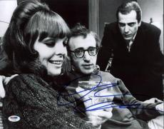 Diane Keaton Annie Hall Signed 11x14 Photo Autographed Psa/dna #t77904
