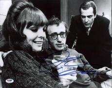Diane Keaton Annie Hall Signed 11X14 Photo Autographed PSA/DNA #T77904
