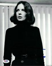 Diane Keaton Autographed Signed 8x10 Photo The Godfather PSA/DNA #U94684
