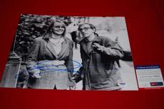 DIANE KEATON godfather signed PSA/DNA 11X14  annie hall 2