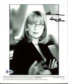 Diane Keaton Hanging Up Signed 8X10 Photo Autographed BAS #B51625
