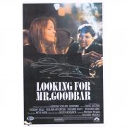 "Diane Keaton Looking for Mr. Goodbar Autographed 12"" x 18"" Movie Poster - BAS"