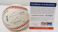 Diane Keaton Signed Authentic Auto Official National League BallPSA/DNA #AC78281