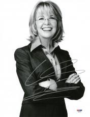 Diane Keaton Signed Authentic Autographed 11x14 Photo PSA/DNA #AB35646