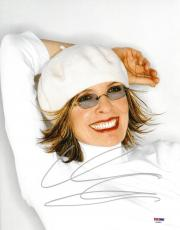 Diane Keaton Signed Authentic Autographed 11x14 Photo PSA/DNA #AB35647