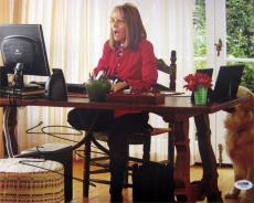 Diane Keaton Signed Authentic Autographed 11x14 Photo (PSA/DNA) #I86522