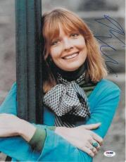 Diane Keaton Signed Authentic Autographed 11x14 Photo (PSA/DNA) #U72624