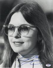 Diane Keaton Signed Authentic Autographed 11x14 Photo (PSA/DNA) #U72625