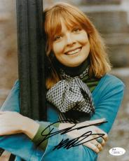 Diane Keaton Signed Authentic Autographed 8x10 Photo JSA #S04536