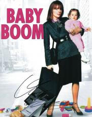 Diane Keaton Signed Baby Boom Authentic Autographed 11x14 Photo BECKETT #B10293
