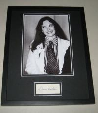 Diane Keaton Signed Framed 11x14 Photo Display