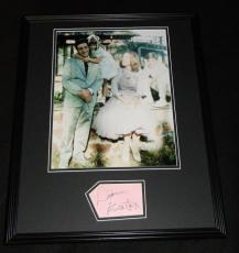 Diane Keaton Signed Framed 16x20 Poster Photo Display JSA Godfather
