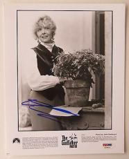 Diane Keaton Signed Godfather Part III Autographed 8x10 Photo (PSA/DNA) #T58810