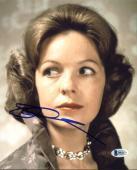 Diane Keaton The Godfather Signed 8X10 Photo Autographed BAS #B84271