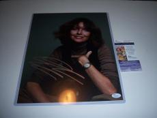 Diane Keaton The Godfather,actress Jsa/coa Signed 11x14 Photo