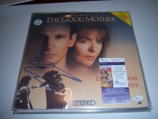 Diane Keaton The Good Mother Jsa/coa Signed Laser Disc Album