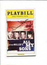 Dianne Wiest All My Sons Broadway Play Rare Signed Autograph Playbill