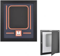 Chicago Bears Dick Butkus 8'' x 10'' Vertical Setup Frame - Mounted Memories