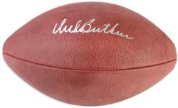 Dick Butkus Chicago Bears Autographed Duke Football