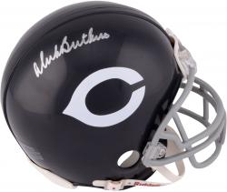 Dick Butkus Chicago Bears Autographed Riddell Mini Helmet