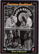 """DICK CLARK - Best Known for Hosting """"AMERICAN BANDSTAND"""" and NEW YEAR'S EVE at TIME SQUARE - Passed Away 2012 - Signed 1993 TRADING CARD"""
