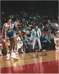 "Chicago Bulls Dick Motta Autographed 8"" x 10"" Photo -"