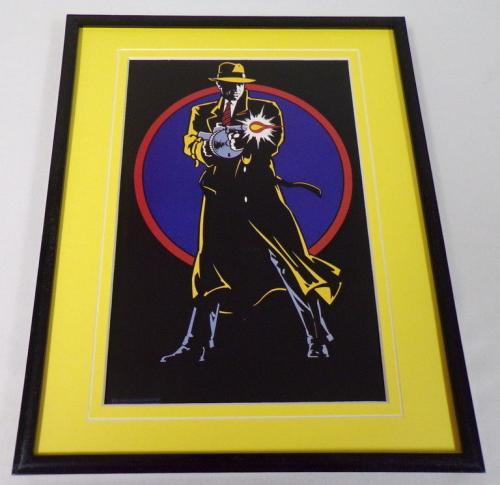 Dick Tracy Framed 8x10 Repro Poster Display Warren Beatty Madonna Al Pacino