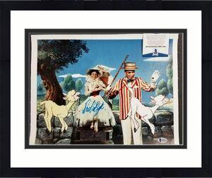 Dick Van Dyke autograph signed Mary Poppins 11x14 Canvas Photo #12 ~ BAS COA