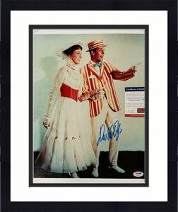 Dick Van Dyke autograph signed Mary Poppins 11x14 Canvas Photo #7 ~ PSA/DNA COA