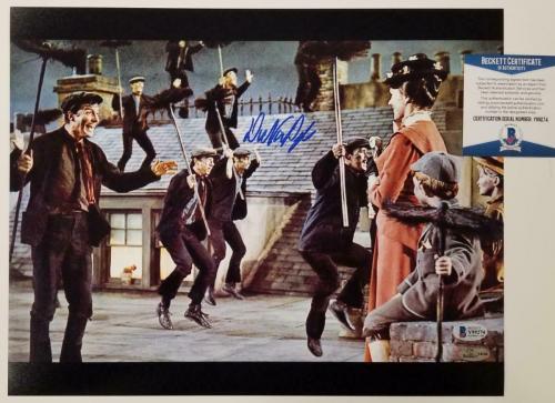 Dick Van Dyke autograph signed Mary Poppins 11x14 Photo #5 Autograph ~ BAS COA